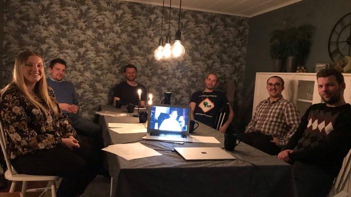 Konstitutionsmöte för LRF Ungdomen Halland