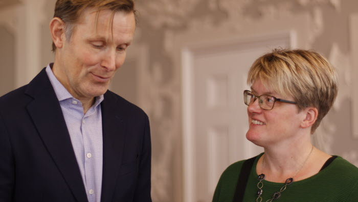 Melker Andersson Anna Ohlström