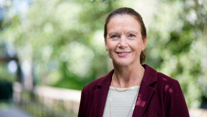 Lena Åsheim, styrelseledamot LRF
