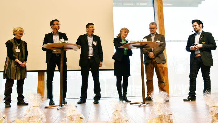 Klimatpanel, LRF Ungdomen Riksstämma 2016