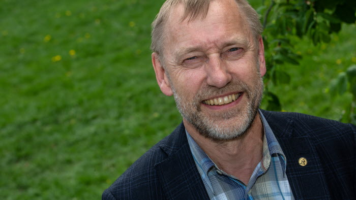 Paul Christensson väljs in i riksförbundsstyrelsen