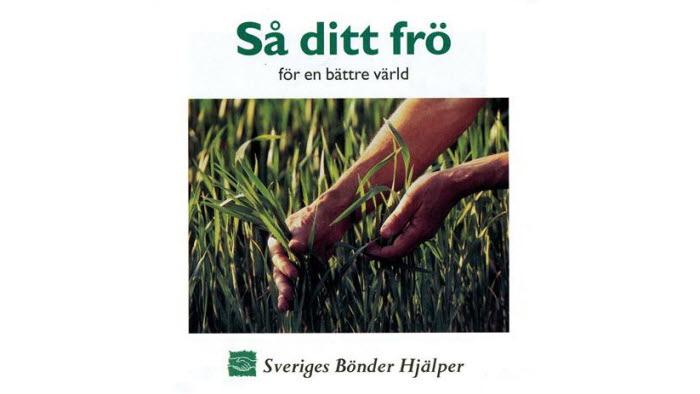 Sveriges bönder hjälper