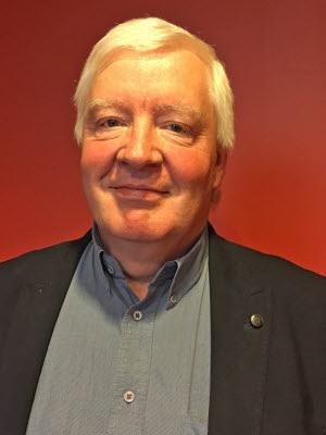 Eric Winding, Representant för GRO. Trädgårdsdelegationen