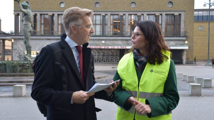 Anders Danielsson och Sofia Karlsson