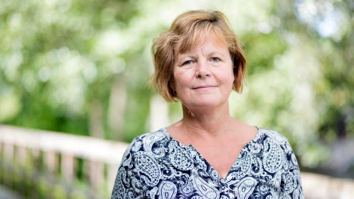 Åsa Odell, förste vice ordförande, LRF