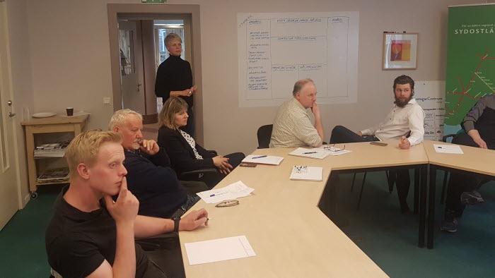 Osby kommungrupp håller strategikväll