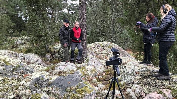 Film skogsägare Östergötland