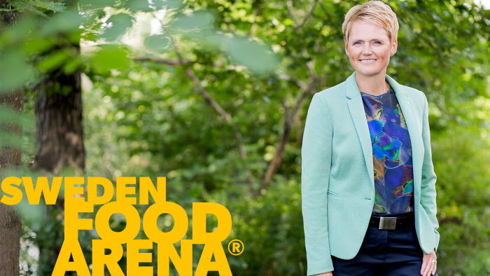 Anna Karin Hatt ny styrelseledamot i Sweden Food Arena