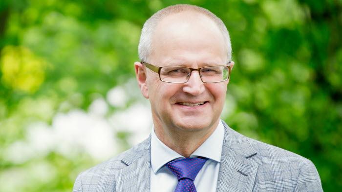 Ordförande Palle Borgström 2017