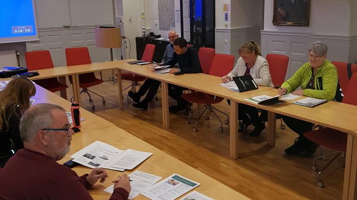 LRF Arvika träffar politiker