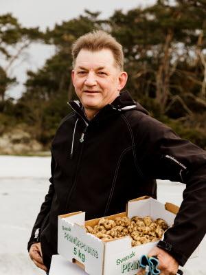 Stefan Olsson, Företrädare för frilandsgrönsaksodlarna