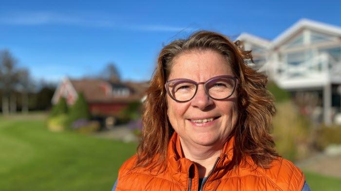 Lotta Bäckberg, Nya nätverk i VG