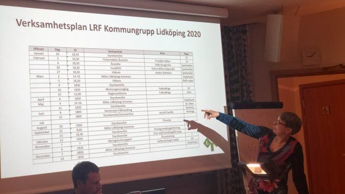 Josefina Guttman Lidköping kom grp verksamhet 2019