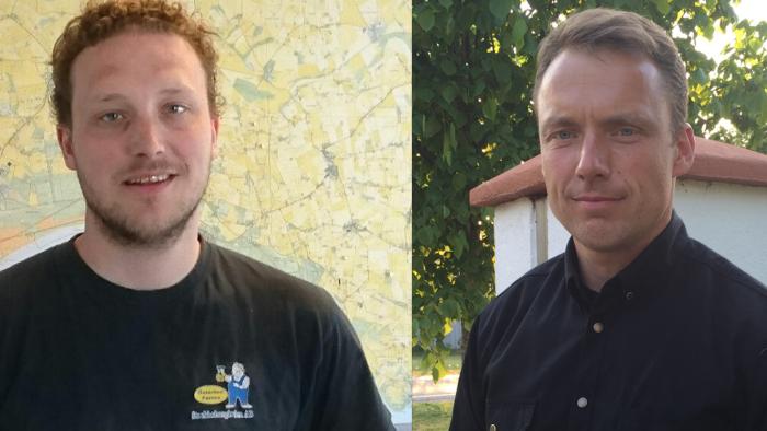 Skånska odliarna Fredrik Larsson från Stockholmsgården i Löderup och Mattias Petersson från Almhaga i Höllviken drabbas hårt av Stomp-beslutet.