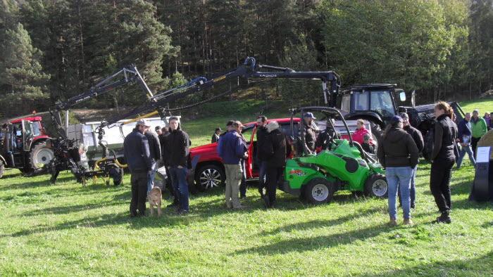 Jordbrukardag i Valdemarsvik 2018