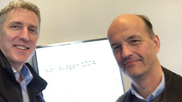 Erik Evestam och Carl von der Esch