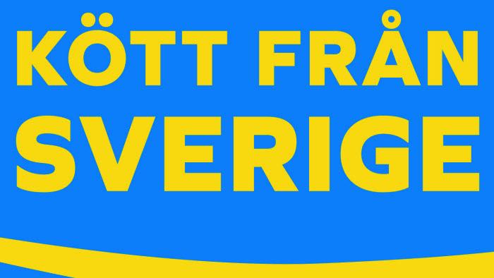 Logga Kött från Sverige
