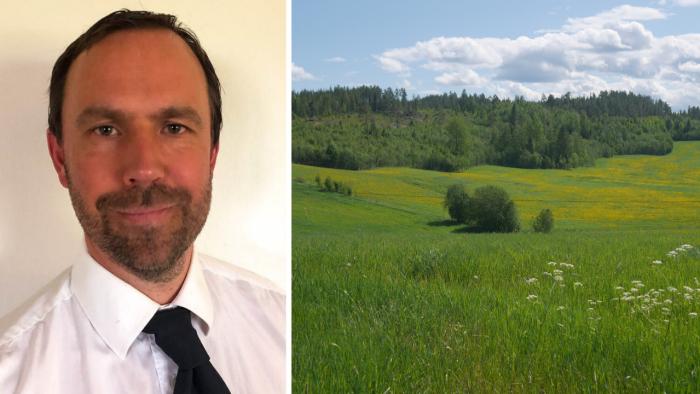 Anders Blomberg, regionchef LRF Mittnorrland