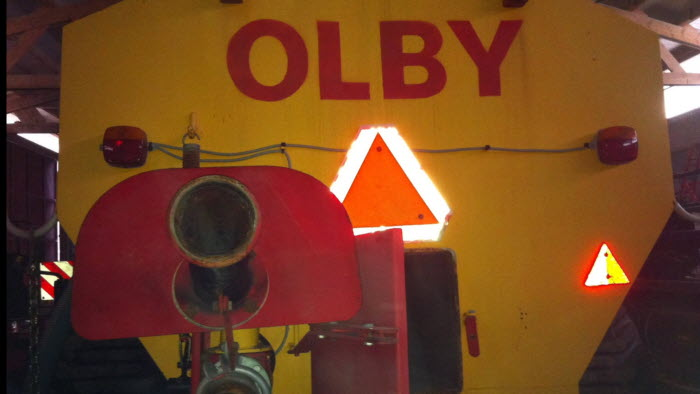 Olby-tunna