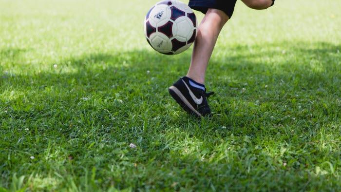 genrebild fotboll, idrott, boll
