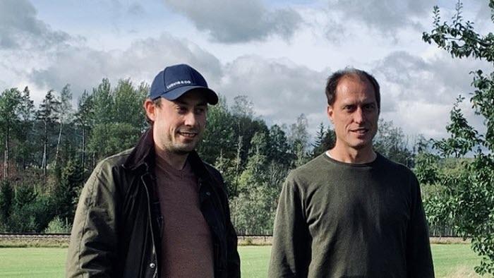 Erik & Anders