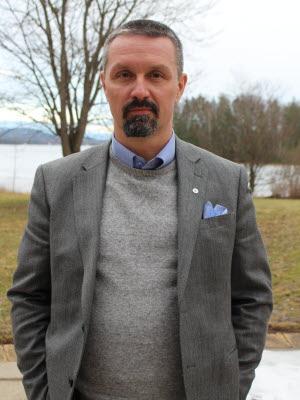 Fredrik Almér,  LRF Gävleborg