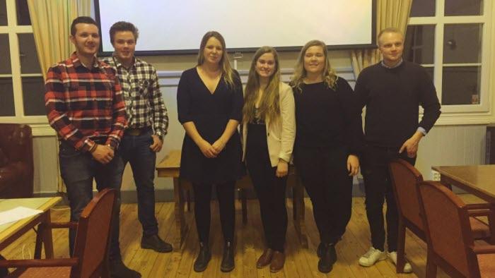 LRF Ungdomens styrelse Värmland 2018
