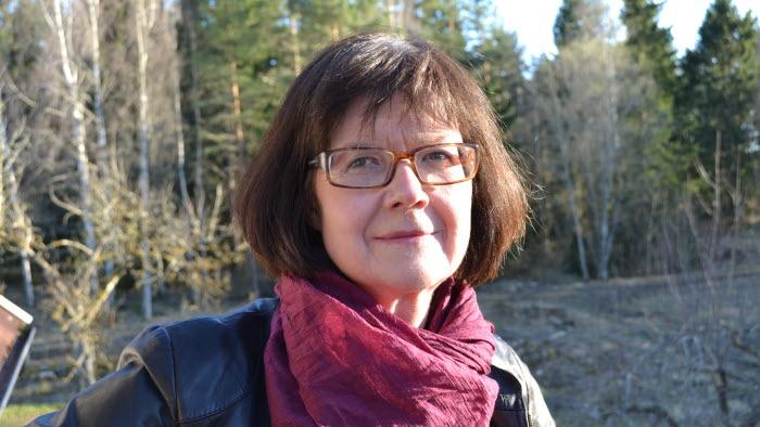 Monica Didriksson, vice ordförande LRF Västra Götaland. Foto: Berit Stridh.