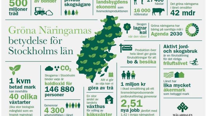 infografik stockholms län