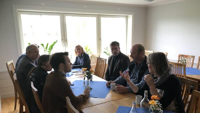Politikerträff ÖRebro 27 maj 2019