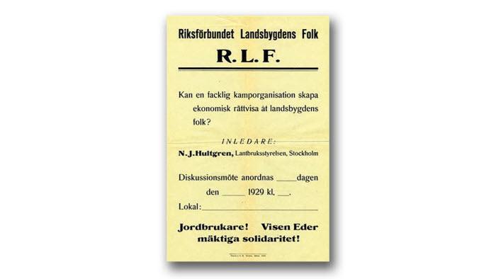 RLF bildas