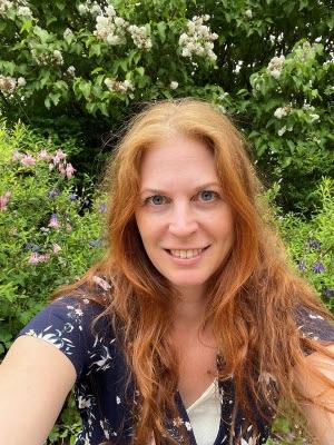 Kajsa Edbom, personal, kvinna