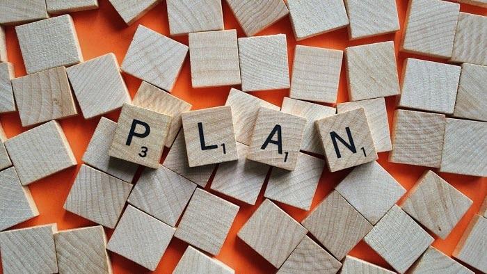 En plan
