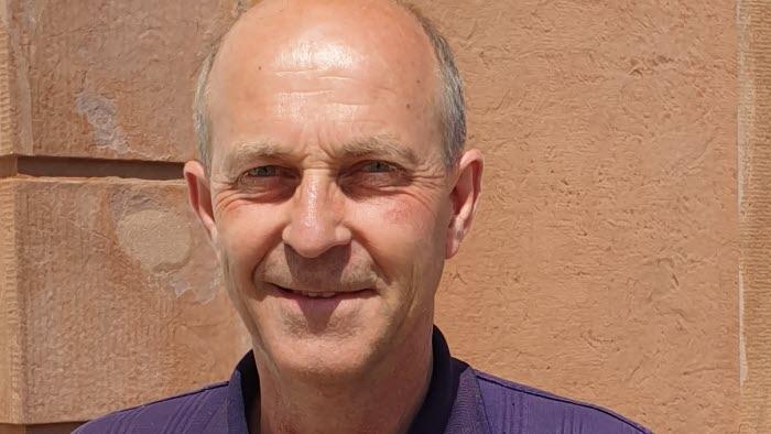 Lars Bäksted, ordförande LRF Växtodling