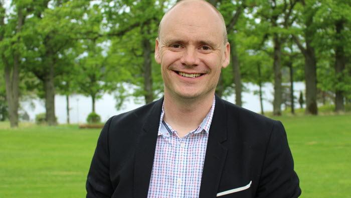 Martin Moraeus, regionordförande LRF Dalarna