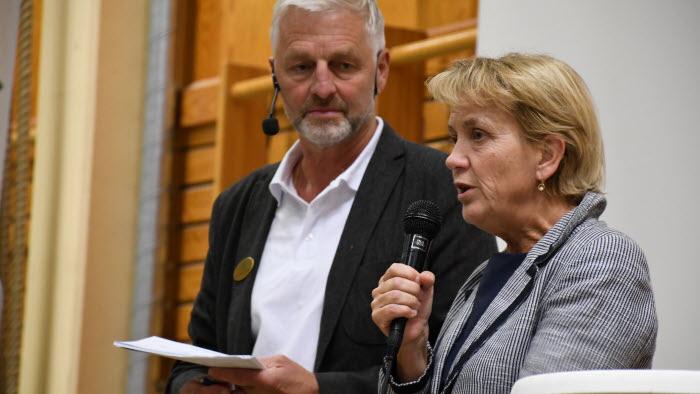 Lena Sommestad, Lasse knutsson