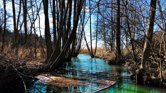 Nån sorts vattendrag