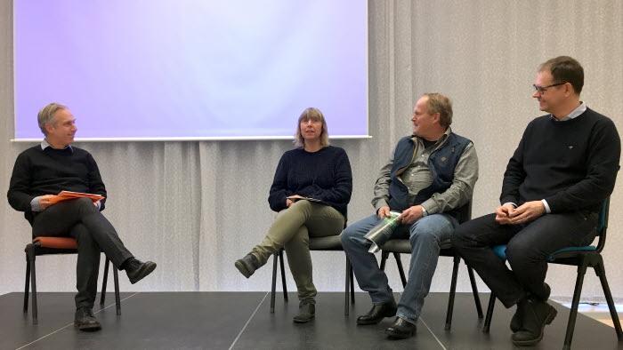 Panelsamtal om Östergötlands skogsstrategi