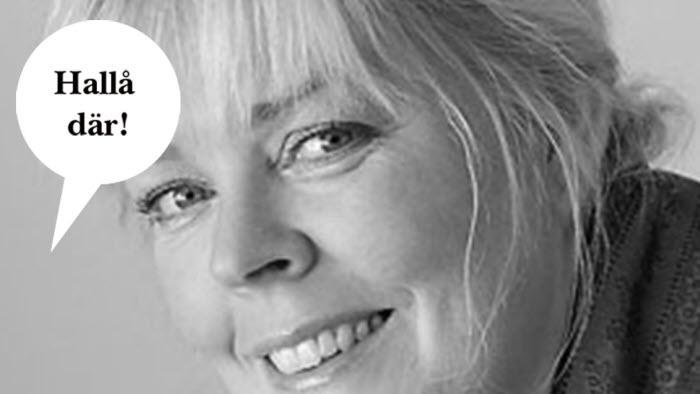 Hallåa med Susanne Lundgren
