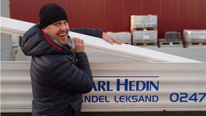 AB Karl Hedin kund