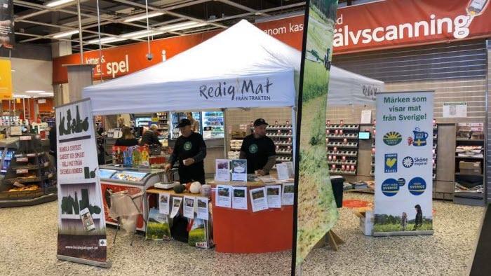 Redig Mat skördefest Växjö