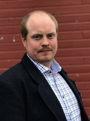 Simon Holmlund, ledamot regionstyrelsen LRF Västerbotten