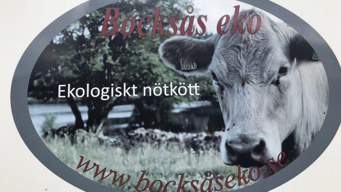 Gårdsskylt Bocksås