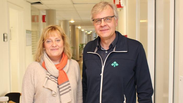 Lotta Heimersson, Håkan Johansson