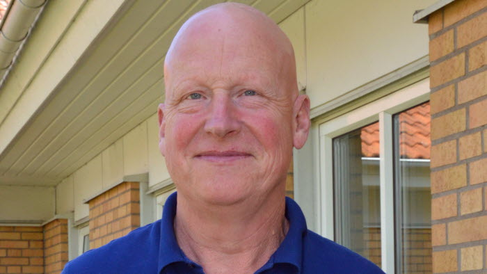 Anders Richardsson regionordförande LRF Halland