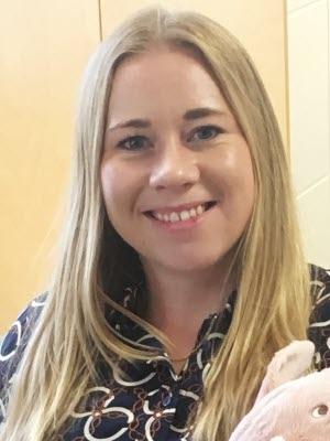 Jenny Öhlin, praktikant Brysselkontoret HT2019