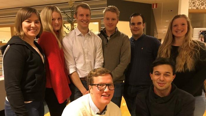 LRF Ungdomen Skaraborg styrelse vald 2019