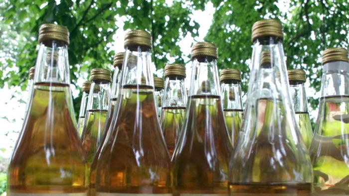 Brunneby cider