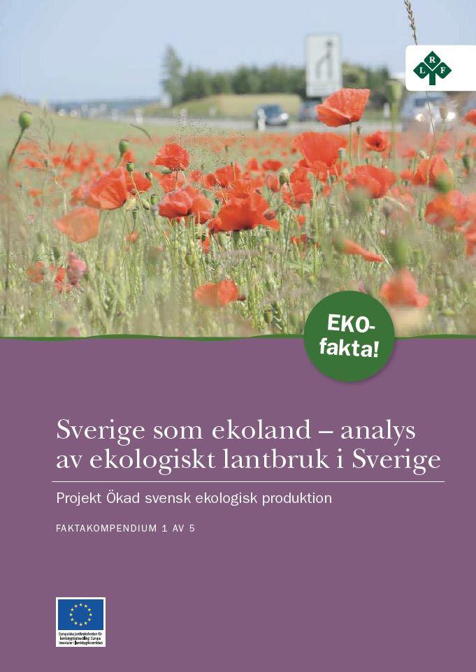 Sverige som ekoland faktakompendium