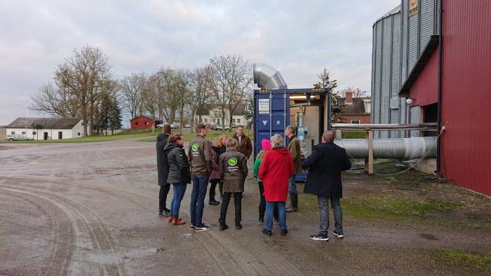 LRF Grästorp gårdsbesök